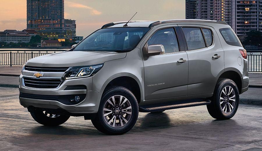 Top 2019 Chevrolet Blazer K 5 Reviews Release Car 2019 Mobil