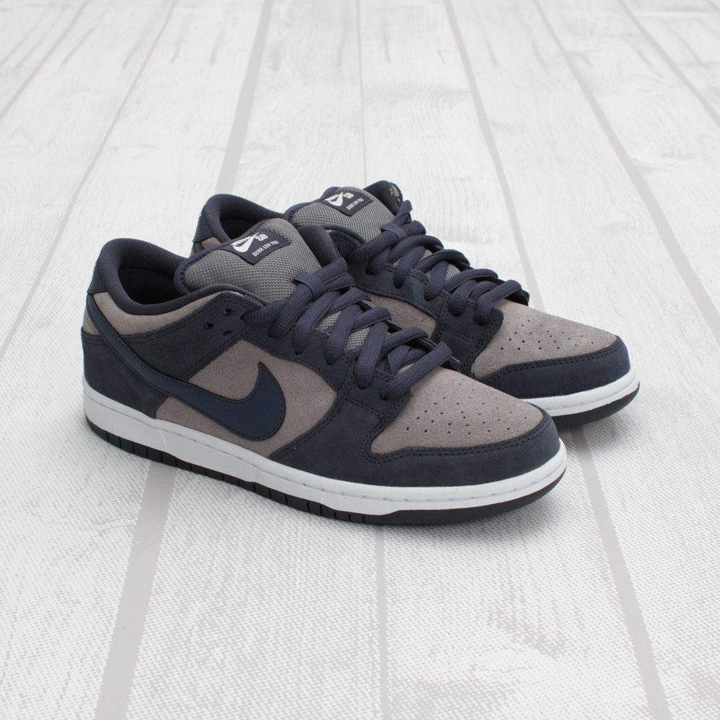 Nike SB Dunk Low Thunder Blue Cool Grey. Nice for