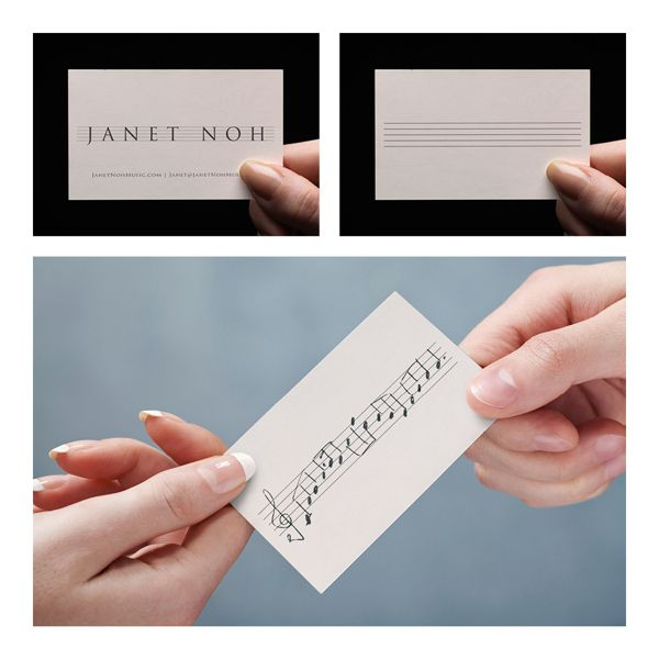 Janet Noh business card