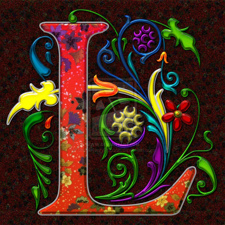Letter L for Love