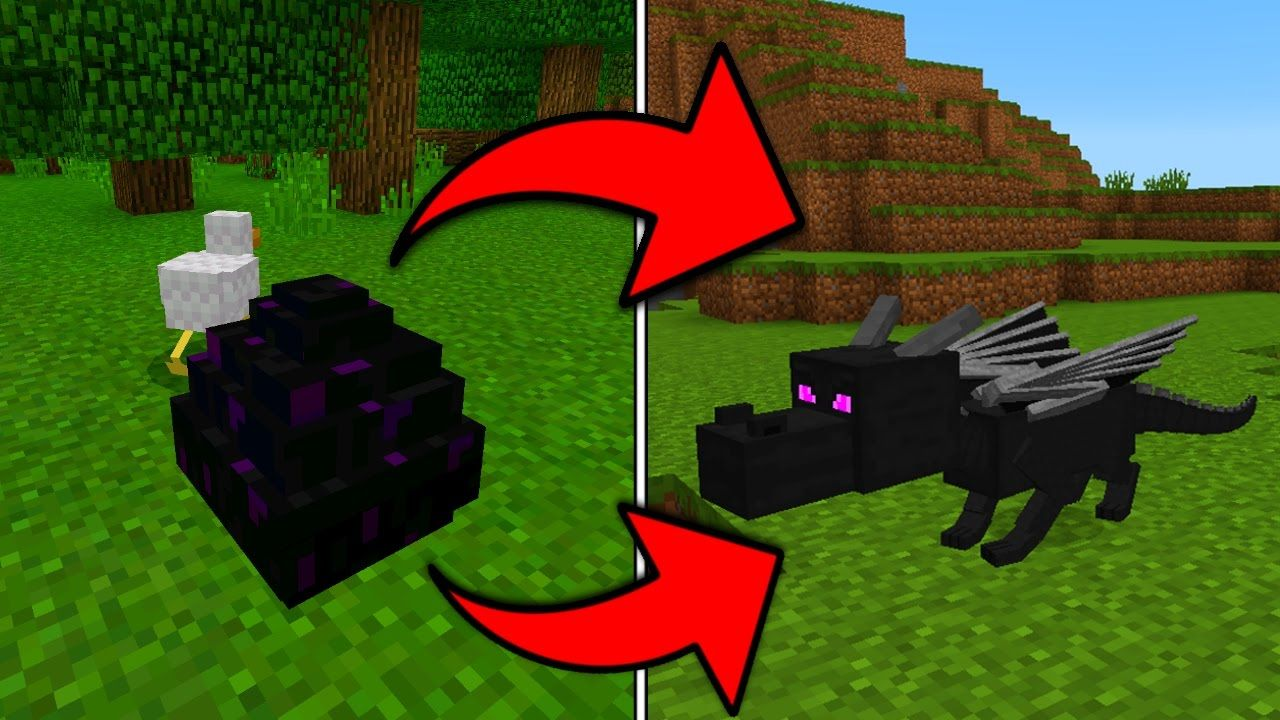 I liked How To Hatch the Ender Dragon Egg in Minecraft ...
