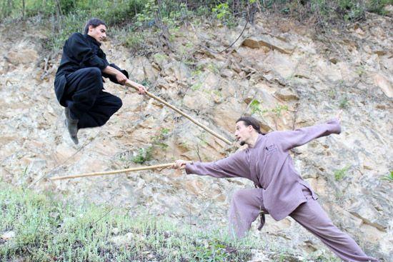 Wudang Kungfu Stuff