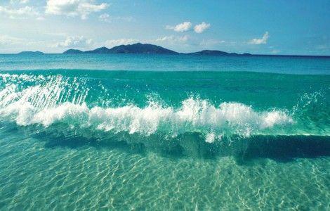 Beautiful Beaches Background For Computer Wallpape Hd Free Wallpapers Okeanskie Volny Fonovye Risunki Oboi S Okeanom