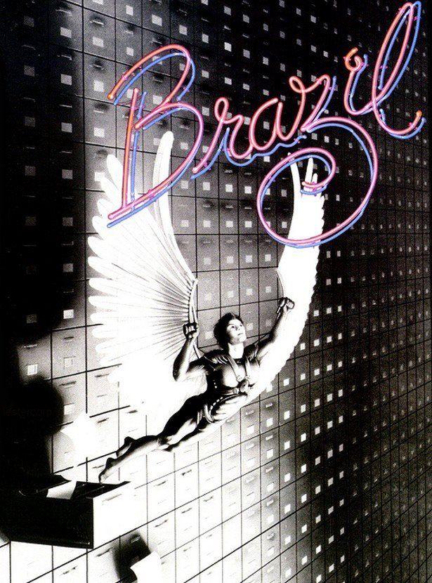 cartel de la pelicula brazil