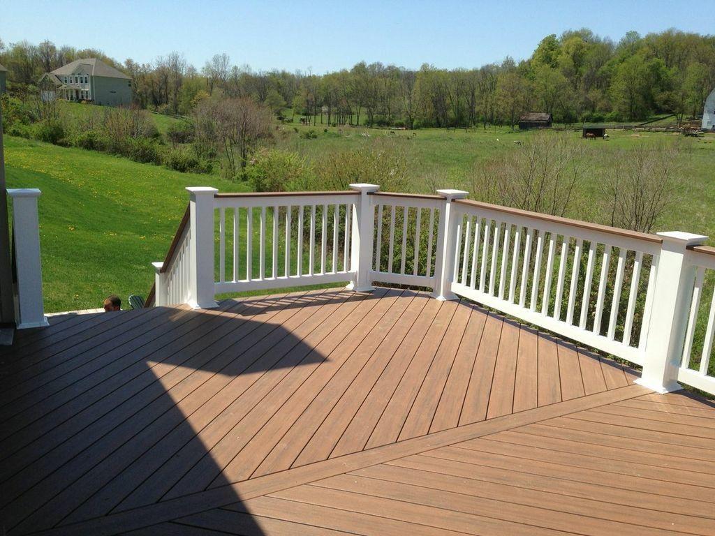 heathenproblems Deck flooring, Timbertech decking, Wood