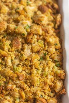 The Best Southern Cornbread Dressing -   19 dressing recipes cornbread southern ideas