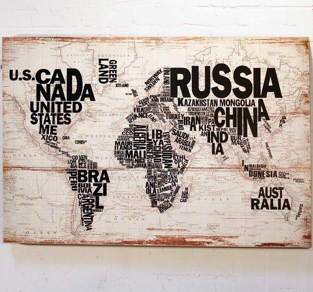 Wood world map wall art woods walls and antique farmhouse wood world map wall art gumiabroncs Choice Image