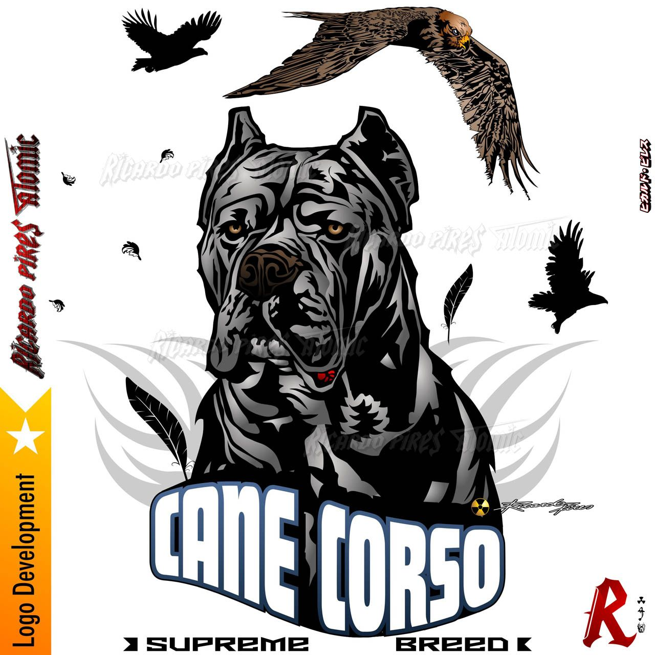 Cane Corso Supreme Breed New Cane Corso Drawings For Sale Creations