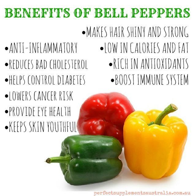 what nutrients do peppers have