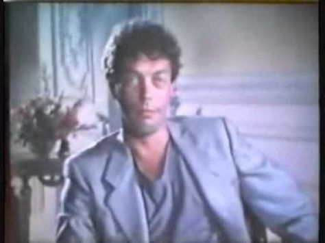 Tim Curry VERY RARE Interview 1981 - Part One - (Full Tape Before Edits)
