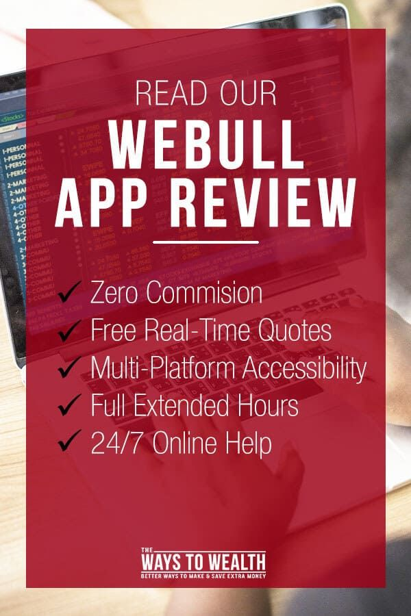 Webull Review A Free Stock Trading App with Great