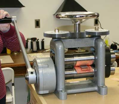 22+ Rolling mill for jewelry making ideas