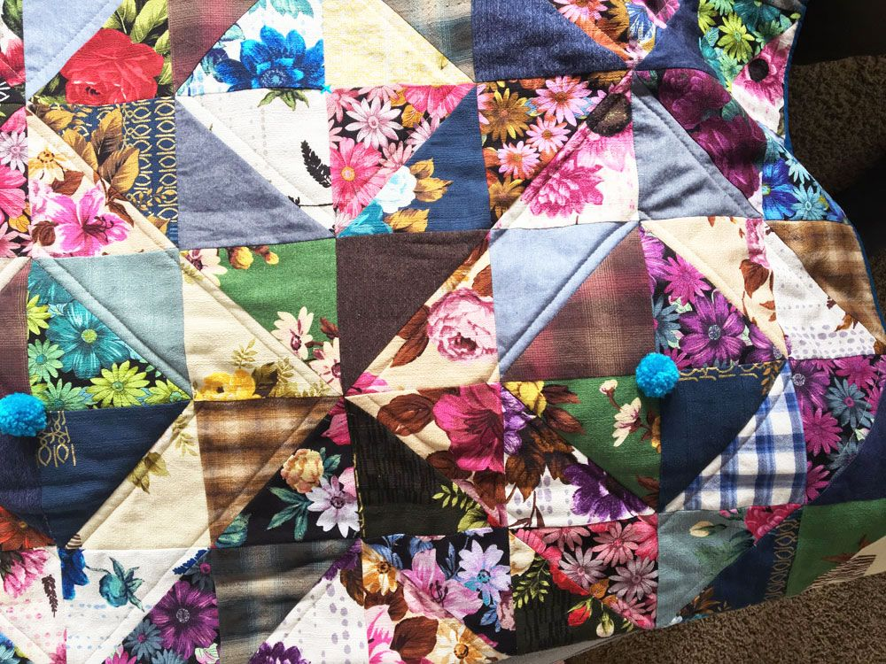 The Outback Value -A Free Quilt Pattern For You   half ...