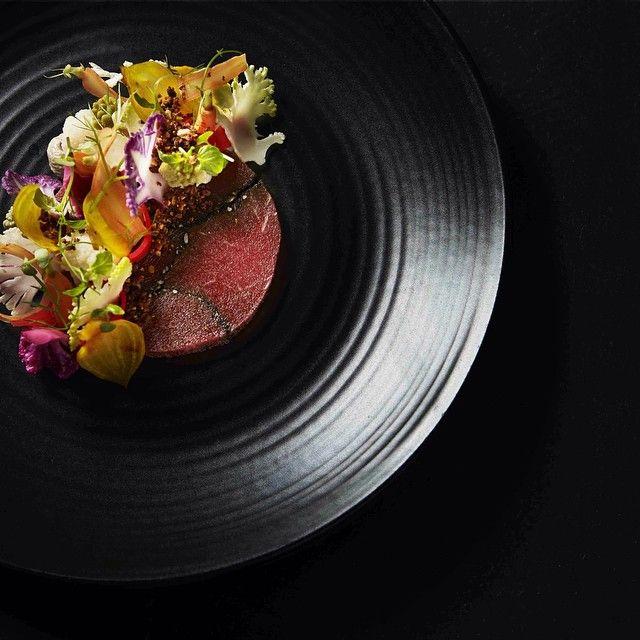 Our interpretation of the #Danish #Dish 'Dyrlægens natmad'  #kokkeriet #michelin…