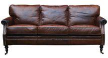 Darcy Leather Sofa