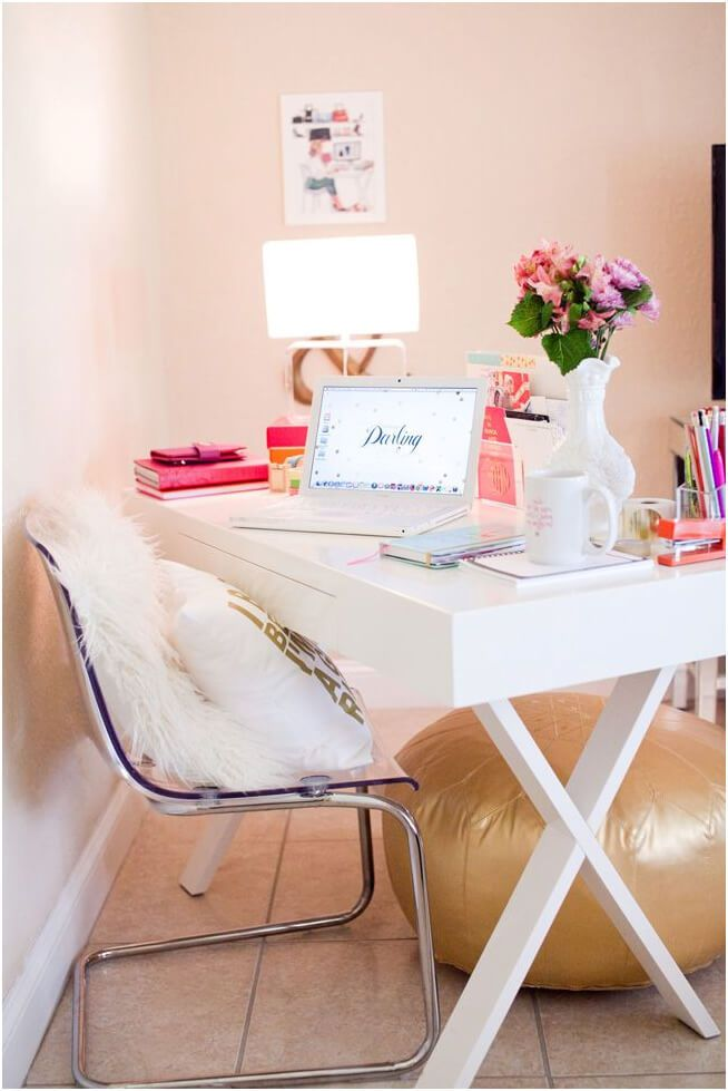 Home office design ideas with little traditional touch also designs to work in style library rh pinterest
