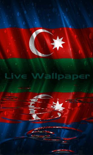 Live Wallpaper<br>Beautiful harmonic Raindrop Flag Azerbaijan Live Wallpaper<p>*This app receives no Advertising and has an additional Background Flag !<p>Please support me with a positive rating :)<br>Thank you for download<p>* Easy installation and configuration<p>* Flag reflection on water<p>* Raindrops fell on water<p>* Water Drops On the display<p>* Have fun with Raindrop Flag Azerbaijan Live wallpaper<p>You can copy this app to the SD card completely !!!<br>Consumes very little battery…