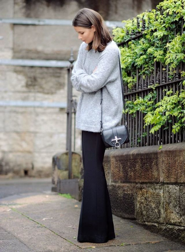 How to style Flares / Wide Leg Pants (via Bloglovin.com )