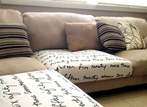 Sofa So Good 9 Creative Ways To Revive A Tired Old Couch Sofa Makeover Cushions On Sofa Old Sofa