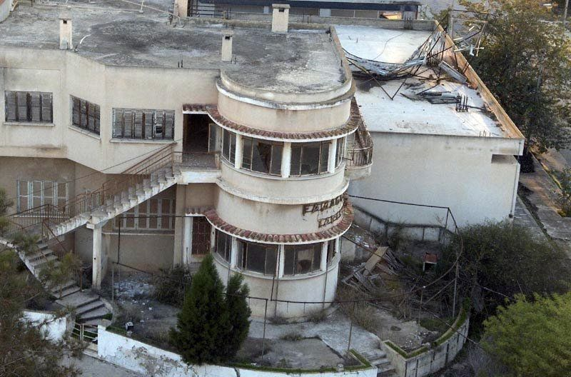 La ciudad fantasma de Varosha