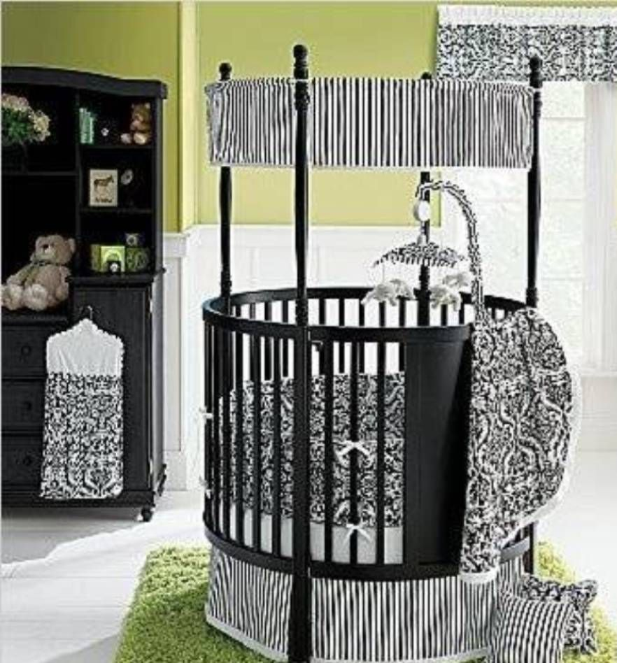 Benefit Of Spherical Crib Bedding In 2020 Best Baby Cribs Round