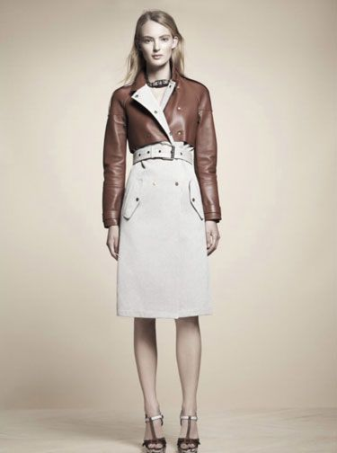 probably my favorite look from the resort shows. Belstaff Resort 2013