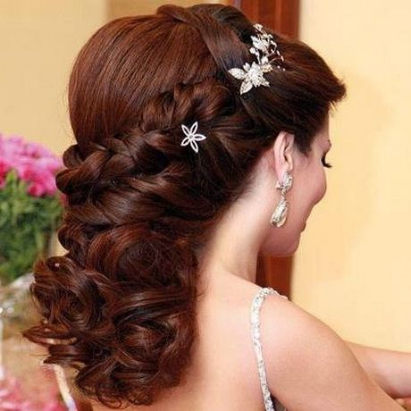 Indian Wedding Hairstyles For Short Hair Prom