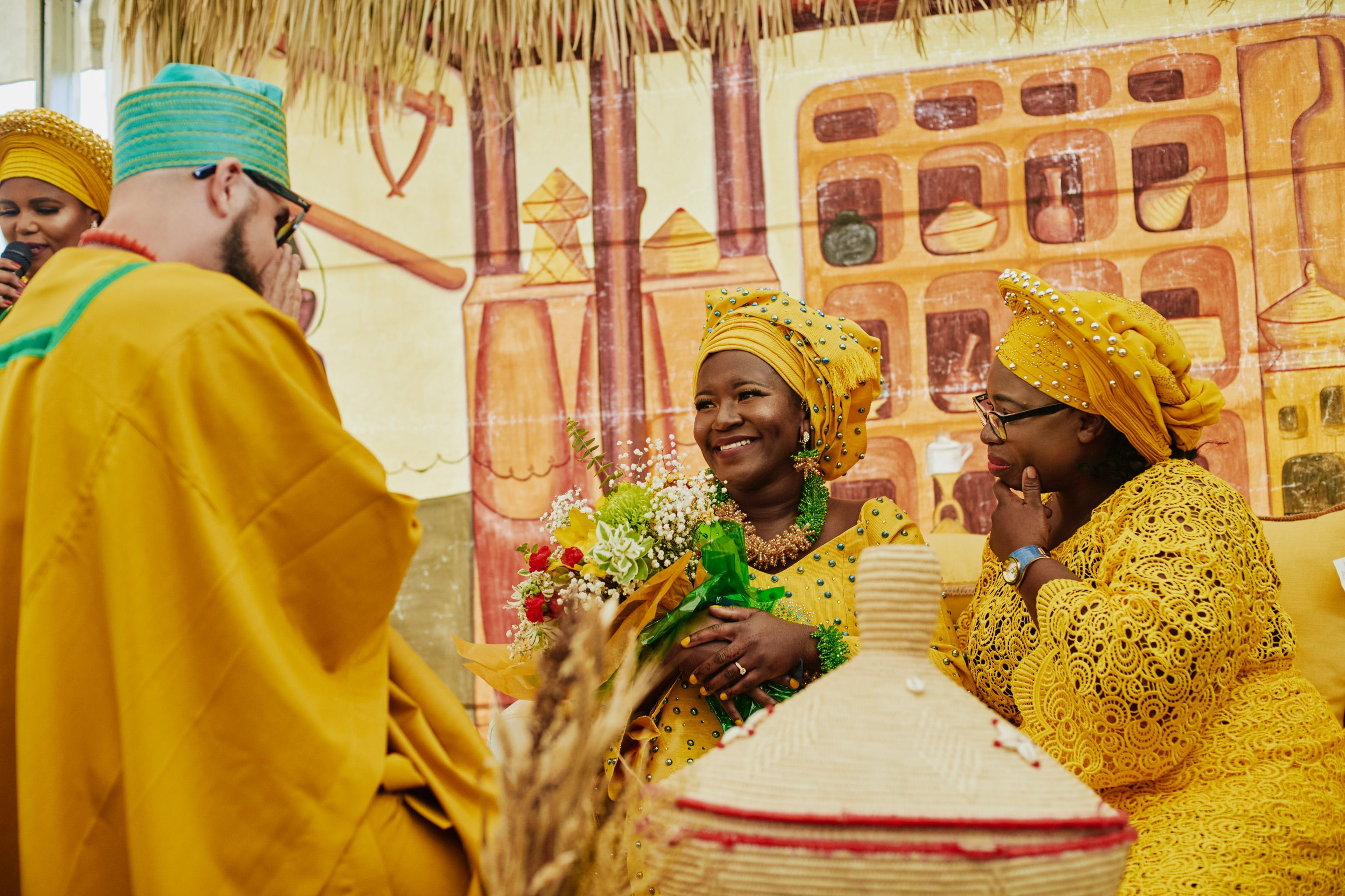 African bridal shower african wedding cakes wedding