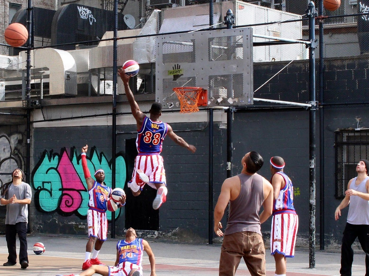 Eight Performers From The International Sensation Stomp