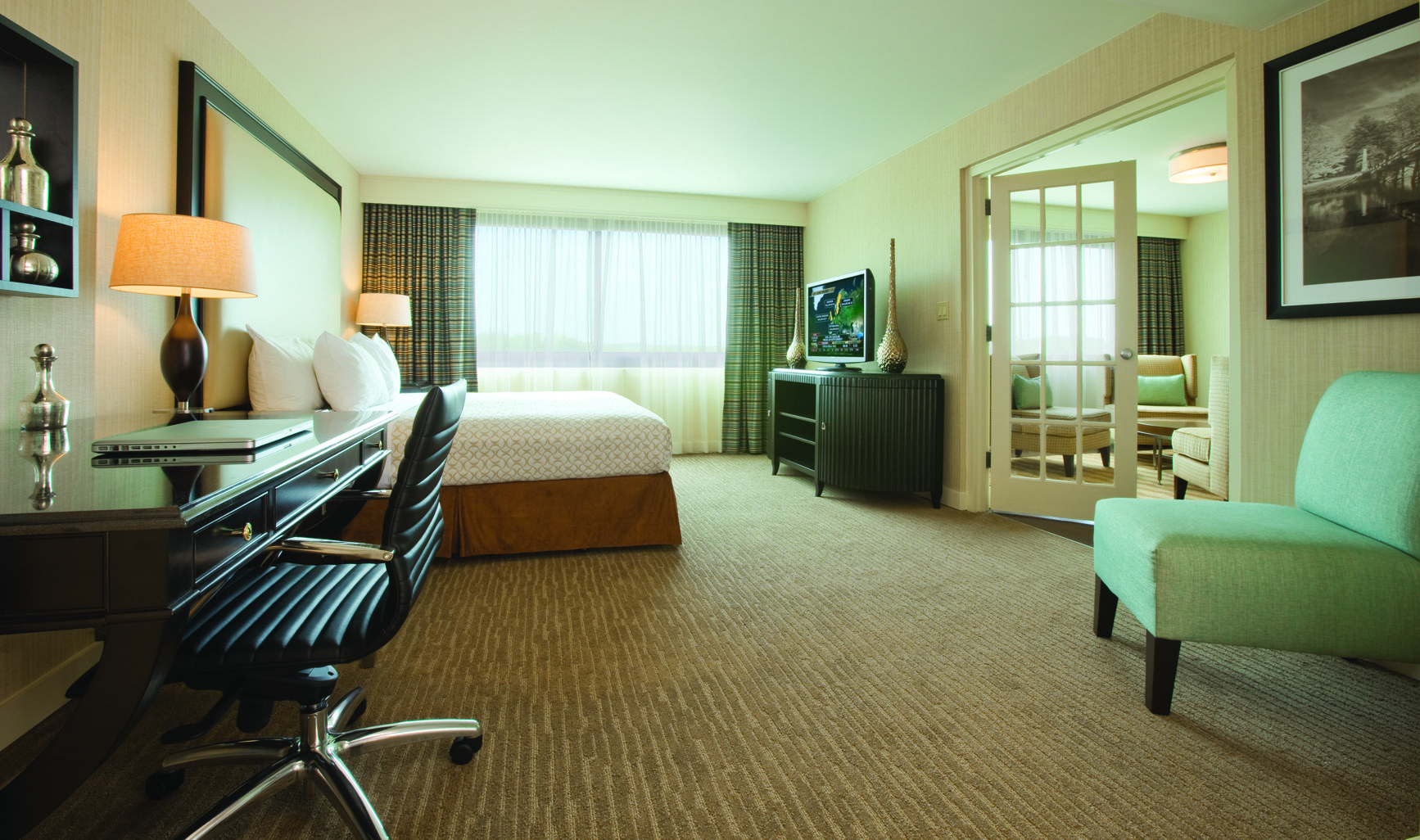 Relax In Embassy Suites Boston Waltham Prettygreat Two Room