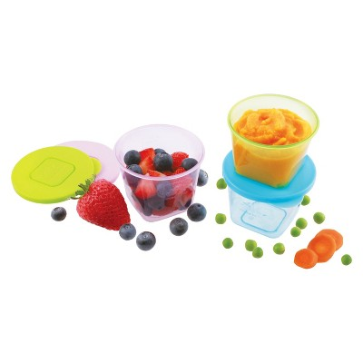Nuk 6pc Stack Baby Food Recipes