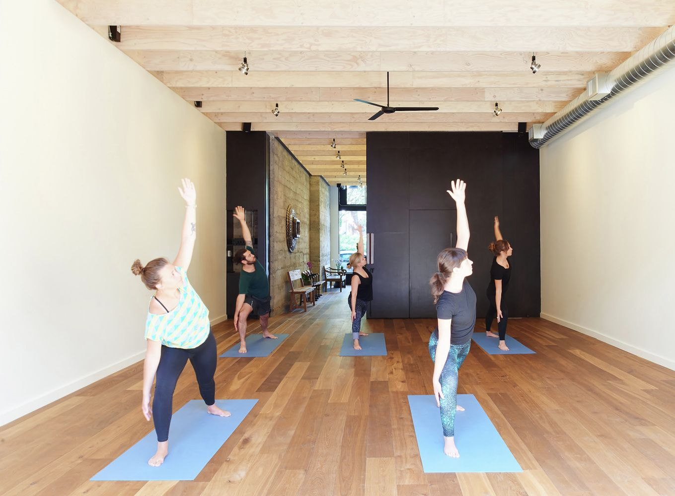 The Key Architectural Elements Required to Design Yoga and ...