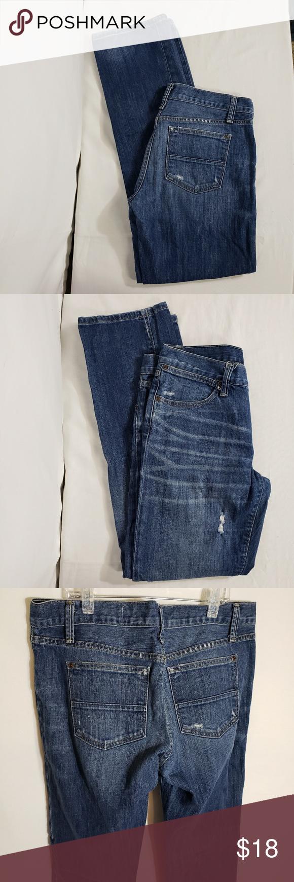 2544fc67c0f7 Gap Limited Edition Roslyn Boyfriend Jeans 27/4 Gap Limited Edition women's  Roslyn Boyfriend Jeans