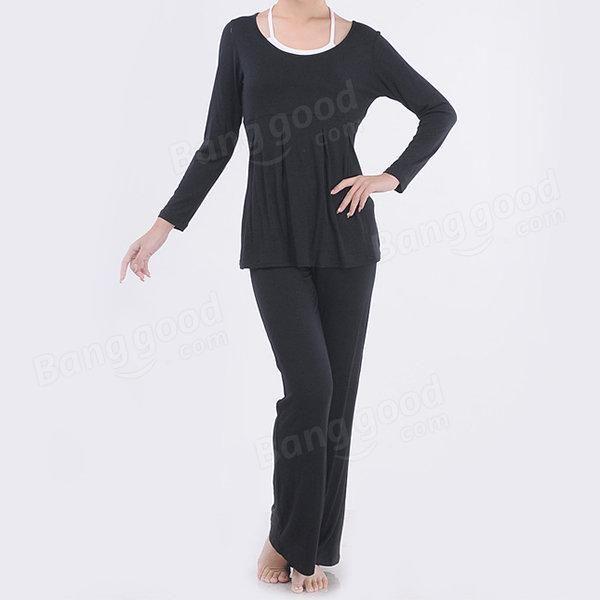 008e47b4c91dc Jaycy Plus Size Women s 2pc Yoga Set