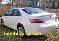 Used Cars For Sale Near Me Under 5000 By Owner Luxury Toyota Camry Le 07 Under 6000 Near Atlanta Ga By Owner White Autopten Com