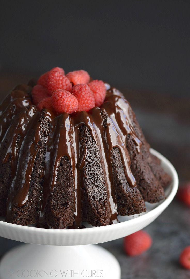 Mini chocolate bundt cake recipe chocolate bundt cake