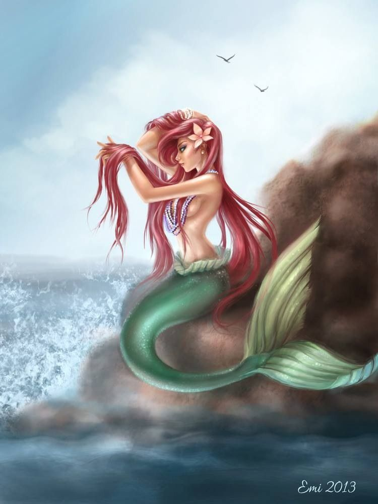 Ariel Art Disney Pinterest Meerjungfrau Arielle Die