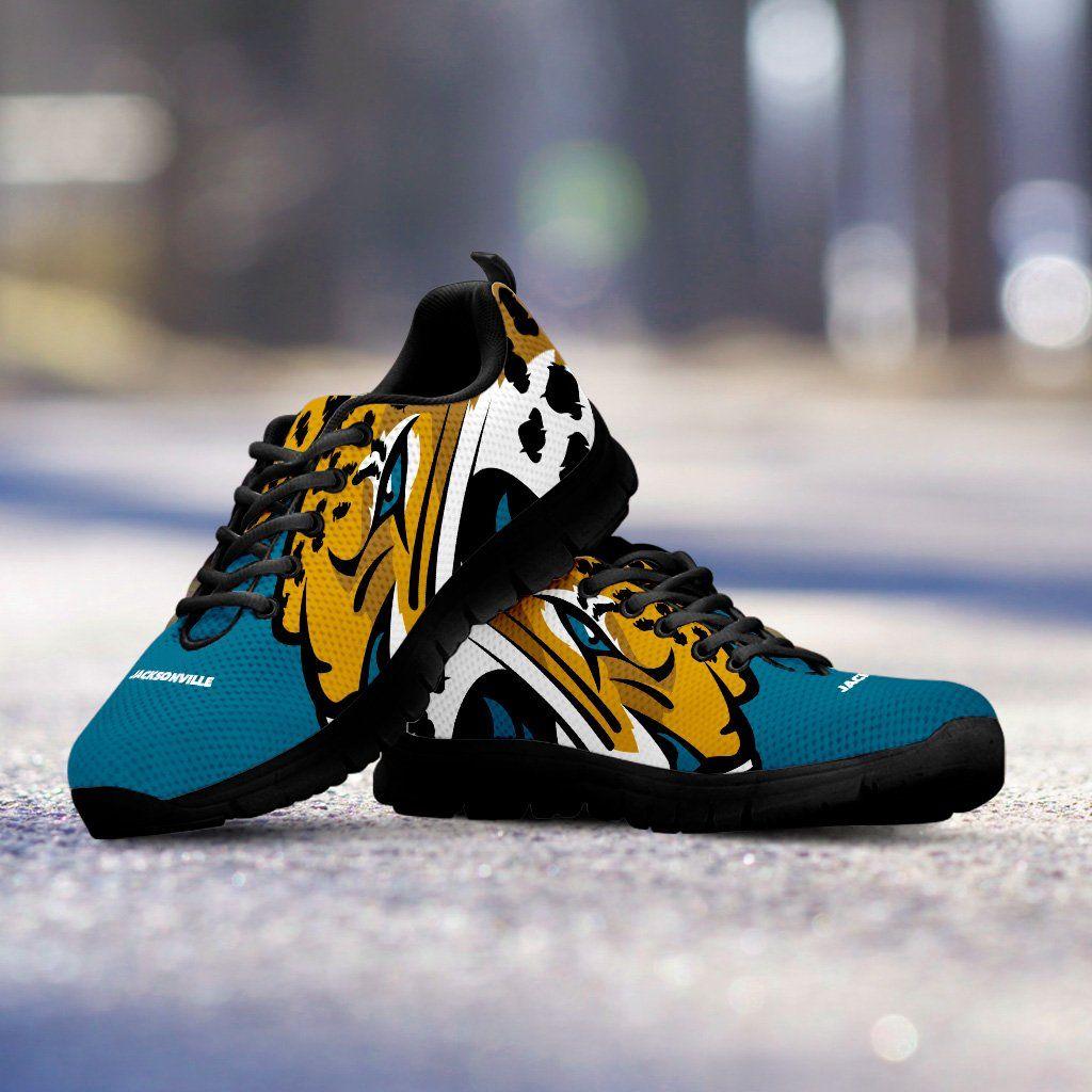 ef552f12 Jacksonville Jaguar Shoes | Jaguars | Jaguars football, Jacksonville ...