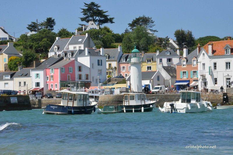 Belle Ile En Mer De La Pointe Des Poulains A Le Palais Par Le Sentier Cotier Cristal Photographie Belle Ile En Mer Bretagne Paysage Les Regions De France