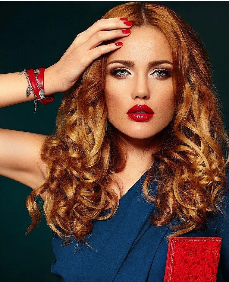 1001 + idee per Colore capelli - tendenze da copiare ...