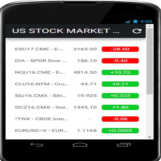 US Stock Market Live TV App Appstore for