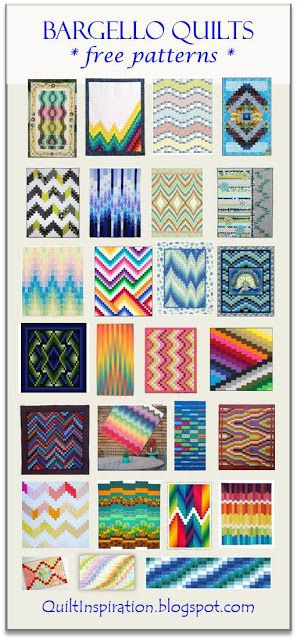 Quilt Inspiration: Free pattern day: Bargello Quilts | quilt stuff ... : quilt inspiration free patterns - Adamdwight.com