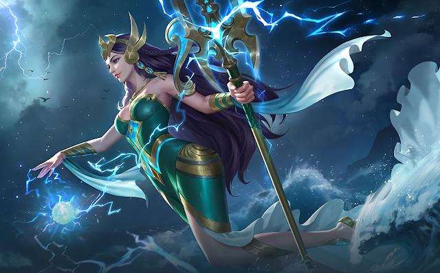 Kadita Wallpaper Mitologi, Legenda, Putri duyung