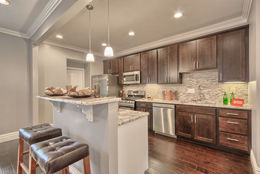 Superb 57 Beautiful Small Kitchen Ideas (Pictures)