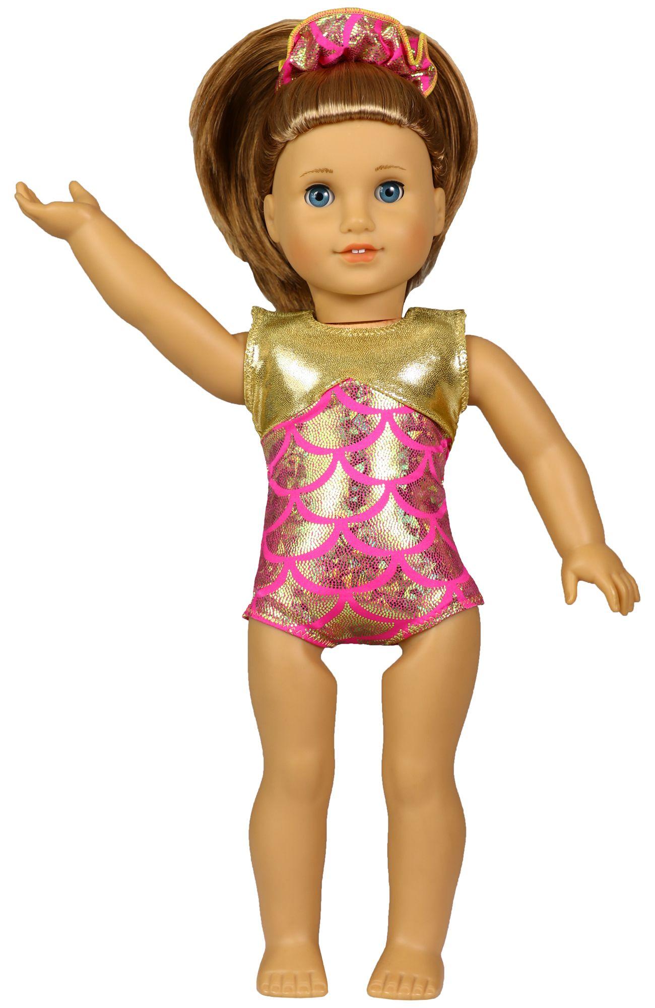 25e30cdd296f Seaside Matching Doll Leotard Pink