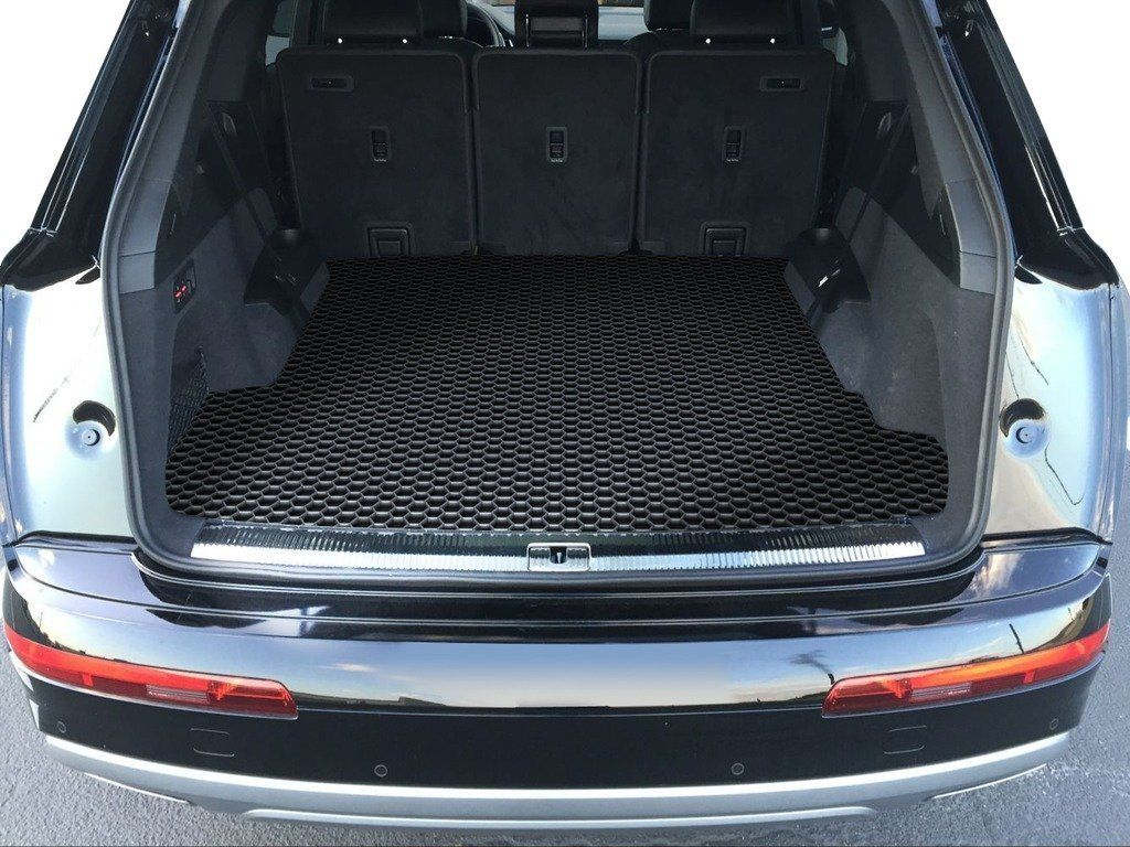 Rubber All-Weather Cargo Car Mats Floor Liner for 2014-2018 Nissan Rogue SV S SL