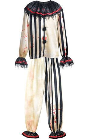 Create Your Own Men\u0027s Scary Clown Costume Accessories