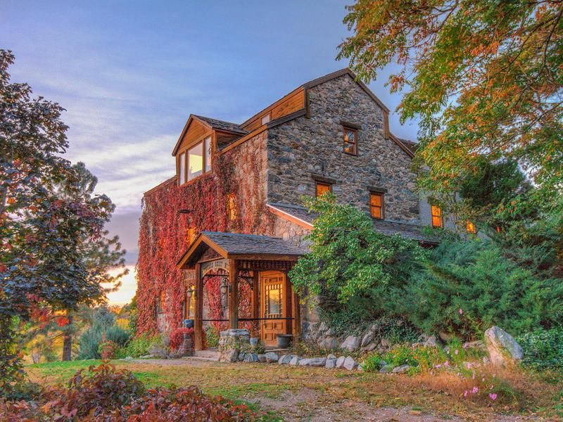 Captivating old rock mill property 25 east 802 north