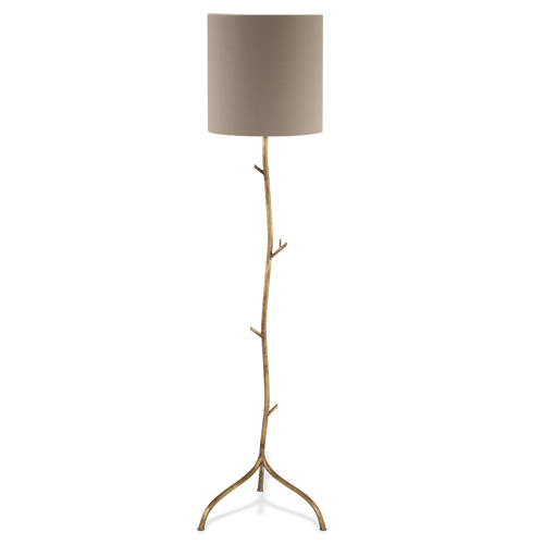 Awesome Porta Romana   MFL04, Twig Floor Lamp   Burnished Gold   Makes For A  Charming Addition To Any Space.