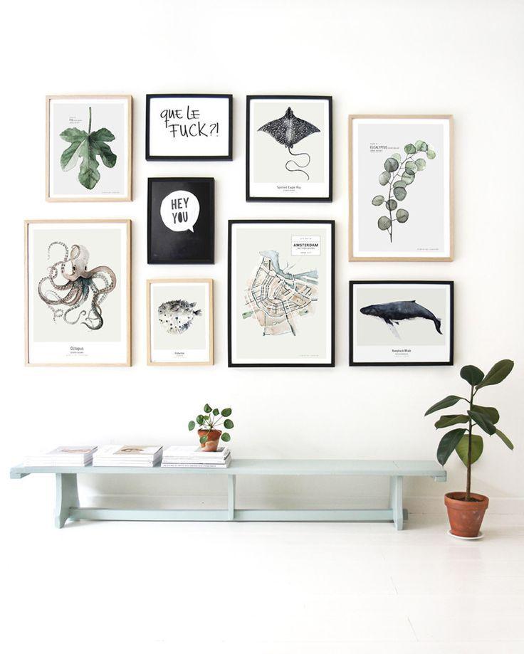 My Deer Art Shop | Ocean collection